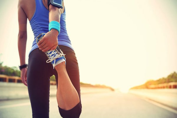 essential running stretches