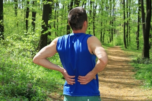 Runners lower back treatment london